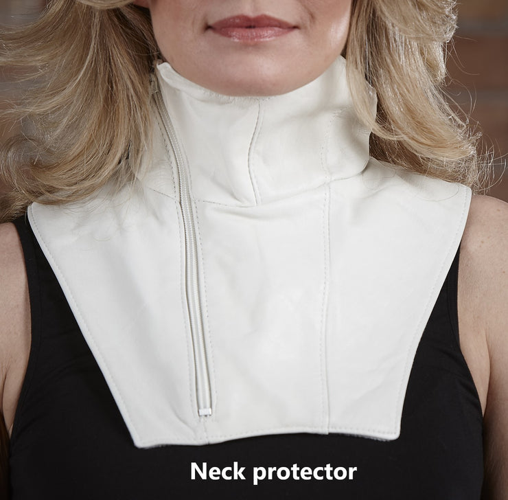 #23274 Ladies Leather Neck Protector (Dickey)