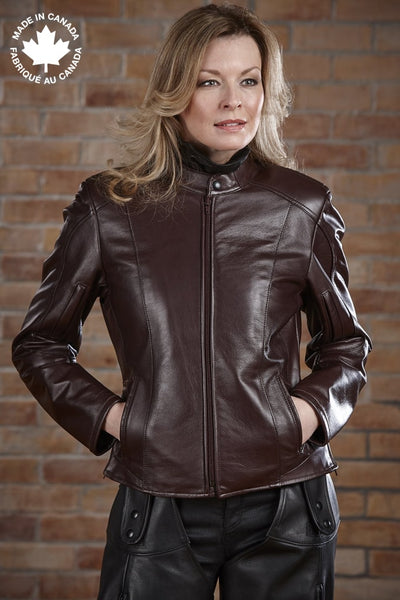 #23415 Ladies Leather Touring Jacket 6