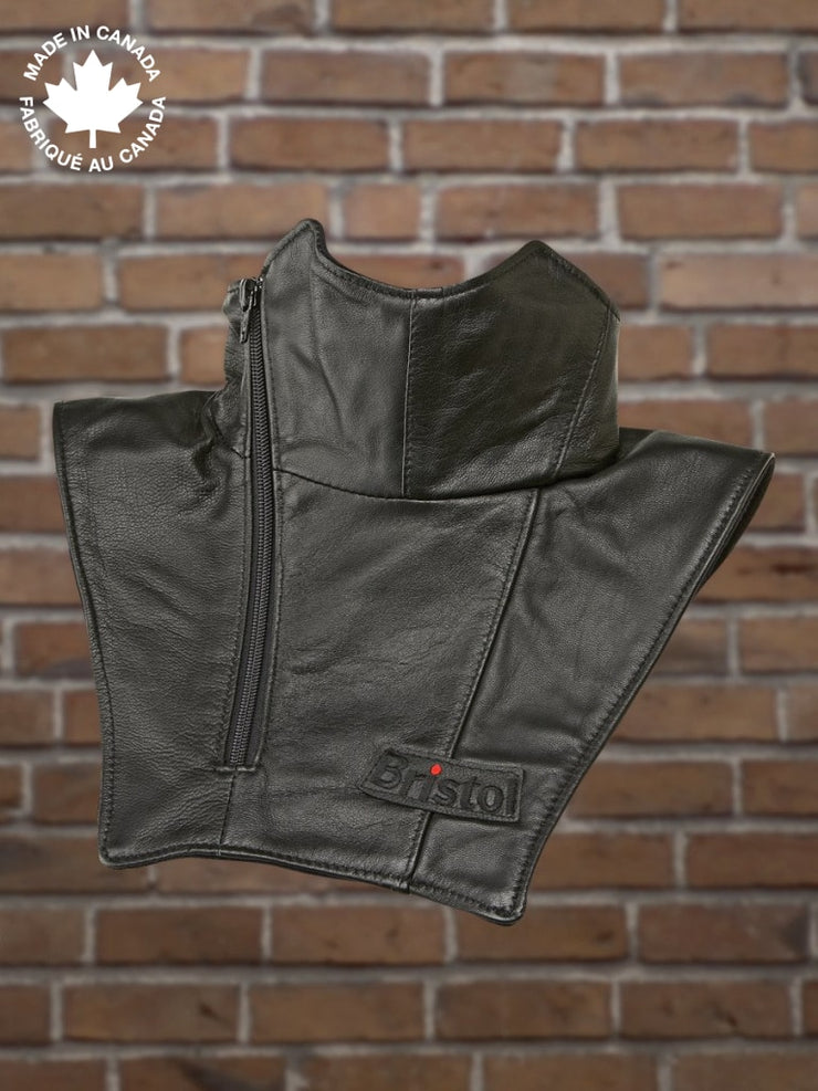 #3274 Mens Leather Neck Protector (Dickey) Xxs Accessories