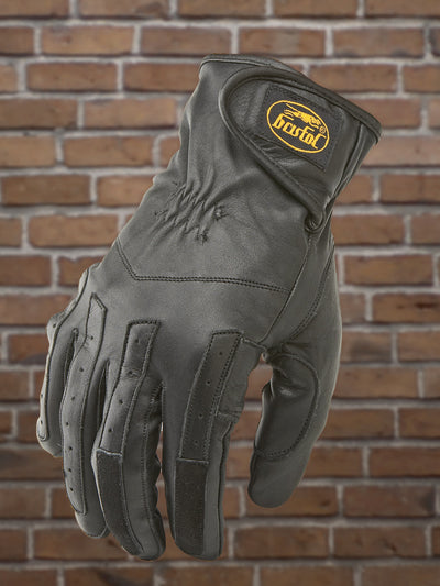 #2301 Ladies Short Leather Riding Glove