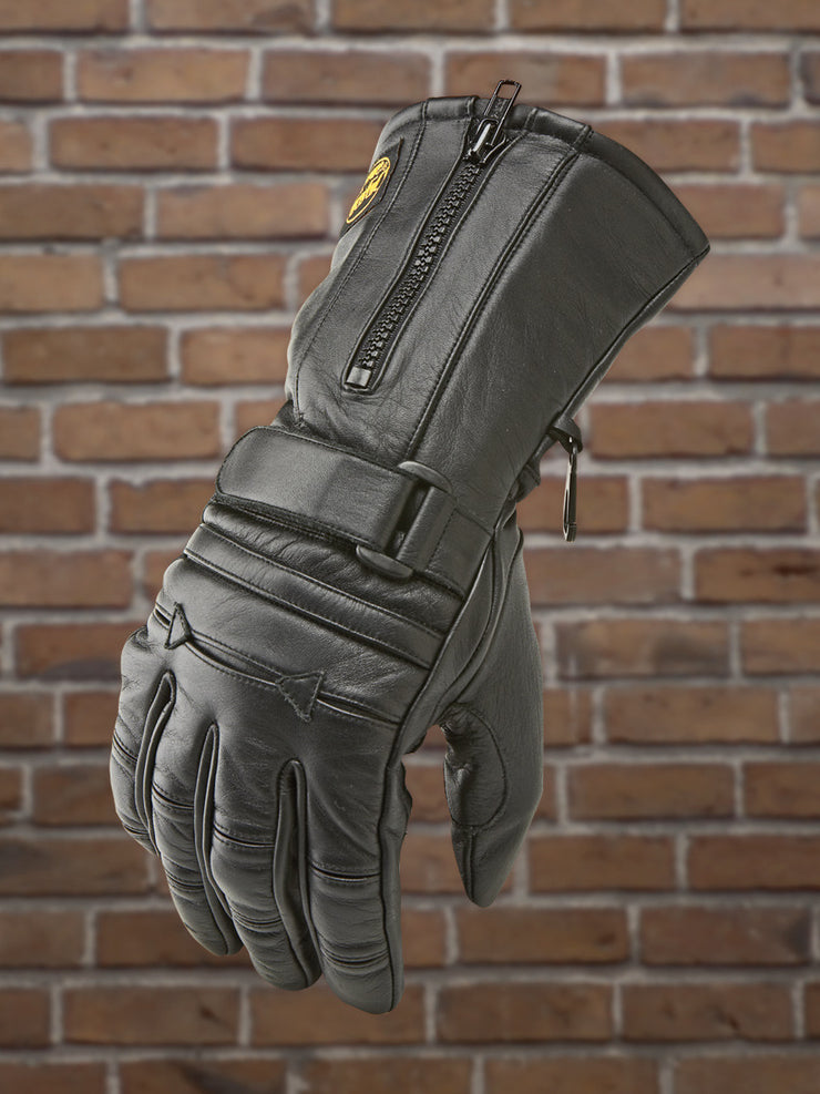 #328 Men's Mid Length Leather Glove