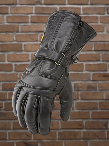 #460T Men's Cold Weather Leather Glove