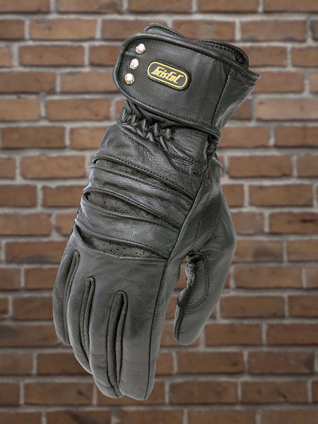 Ladies Unlined Leather Riding Glove