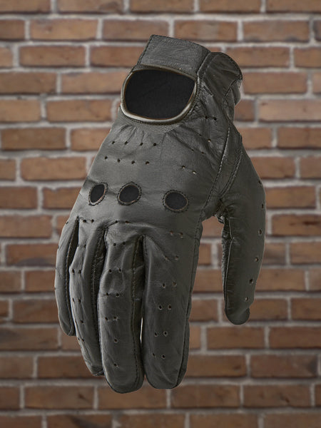 #5669 Unisex Leather Riding Glove