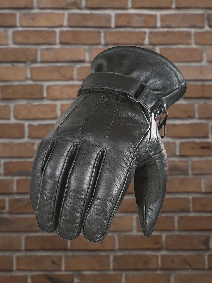 #SIC-15A Men's Short 4 Season Lined Glove