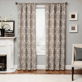Azure Damask Pewter