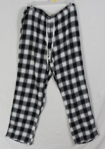 New Eddie Bauer L size Flannel Pants Womens Sleep PJ Bottoms