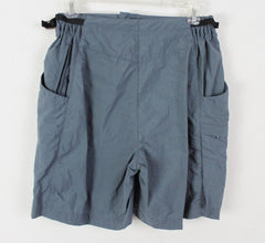 REI Shorts M size Womens Gray Nylon Lightweight Nice For Outdoors Summer - Jamies Closet - 4
