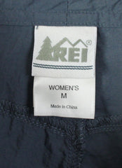 REI Shorts M size Womens Gray Nylon Lightweight Nice For Outdoors Summer - Jamies Closet - 5