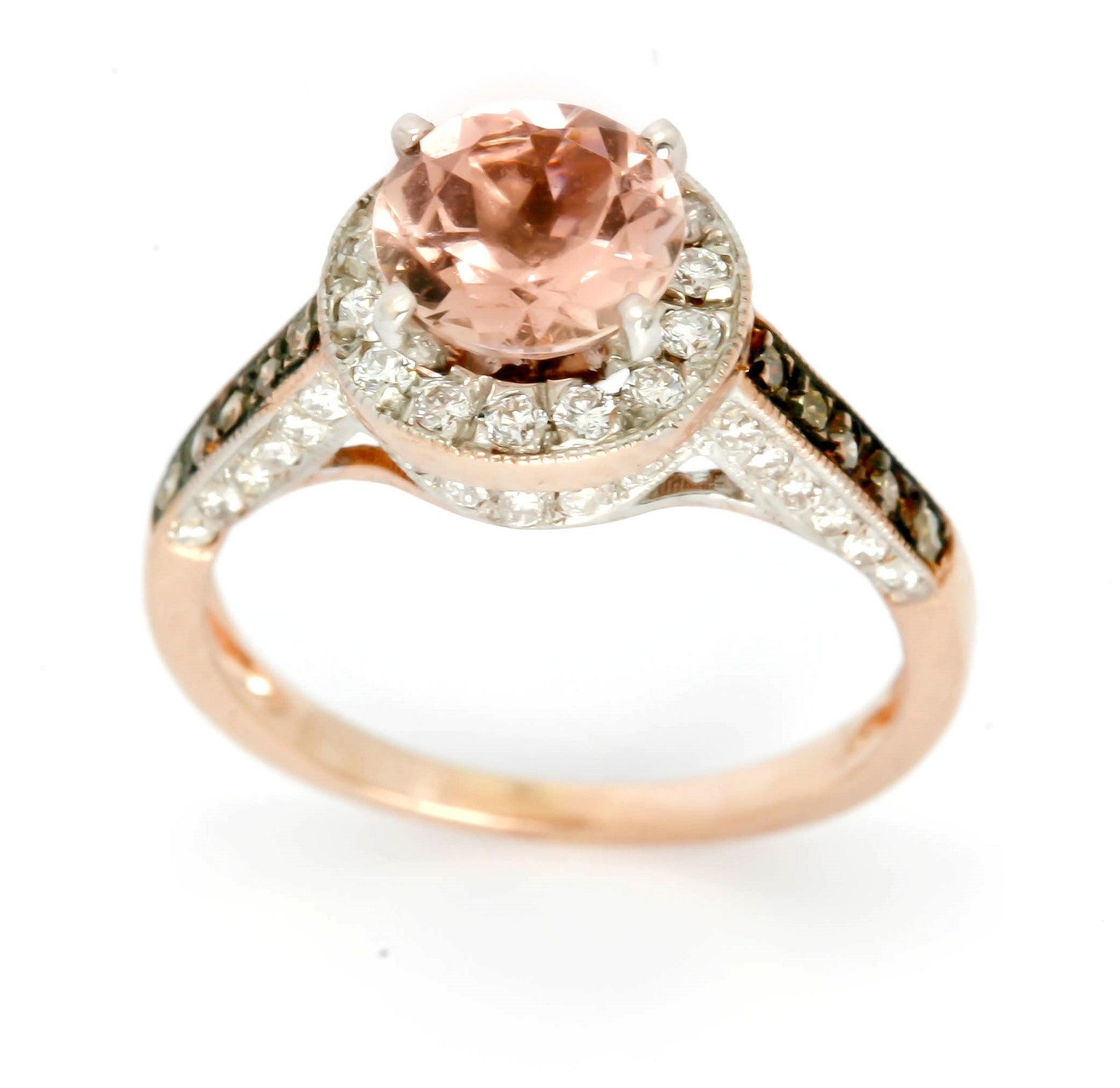 karat il rings fullxfull gallery rose under morganite shape diamond oval halo gold photo wedding listing