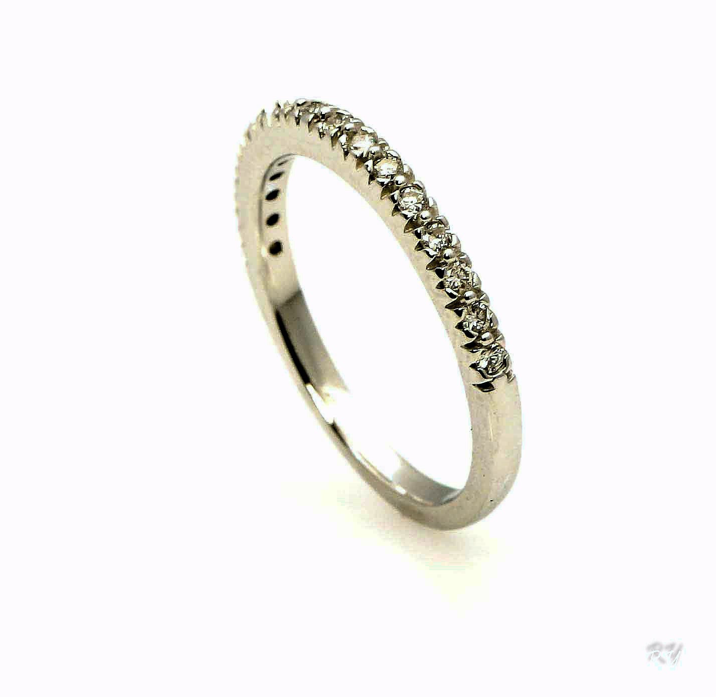 diamond lonze plated solitaire pave accents sterling micro white product engagement rings ring from lab gold accent silver created