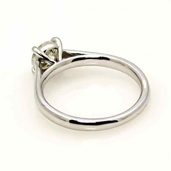 14k Gold, 1 Carat Forever One Moissanite Engagement Ring - UF1ENS2051