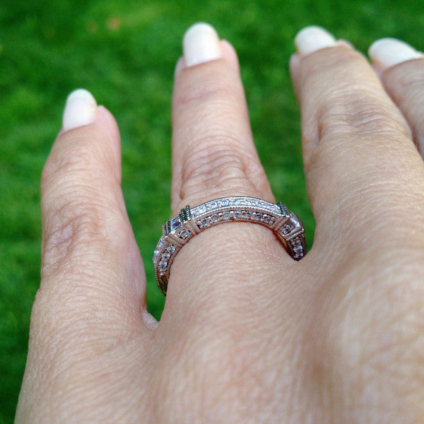 products shop engagement best halo band wanelo diamond bands carat on anniversary ring