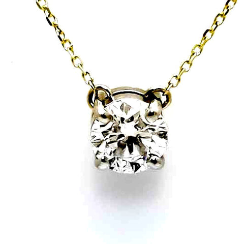 1 Carat Diamond Pendant