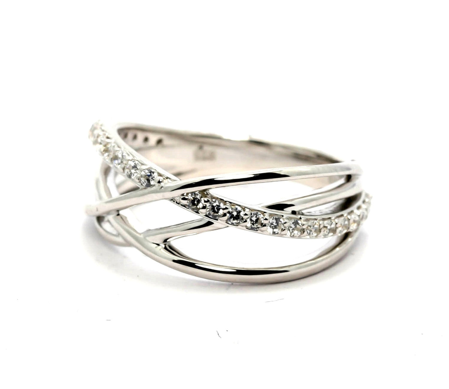 boutique diamond azil engagement half baguette multiple ring products band rings