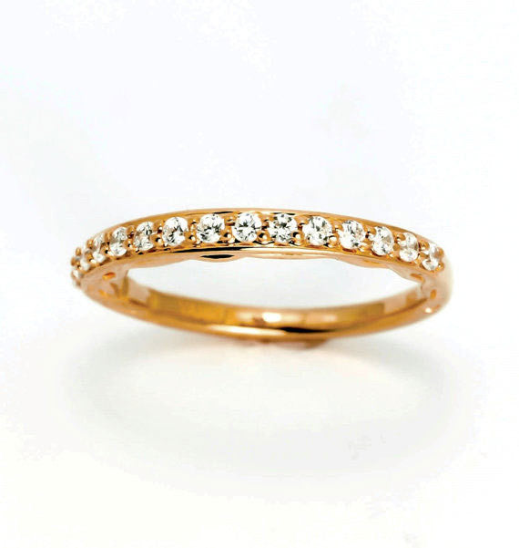 Diamond Wedding Band,14k Rose Gold, White Gold,Yellow Gold, Platinum, .35 Carats Diamonds Matching Engagement Ring - Y11667BA