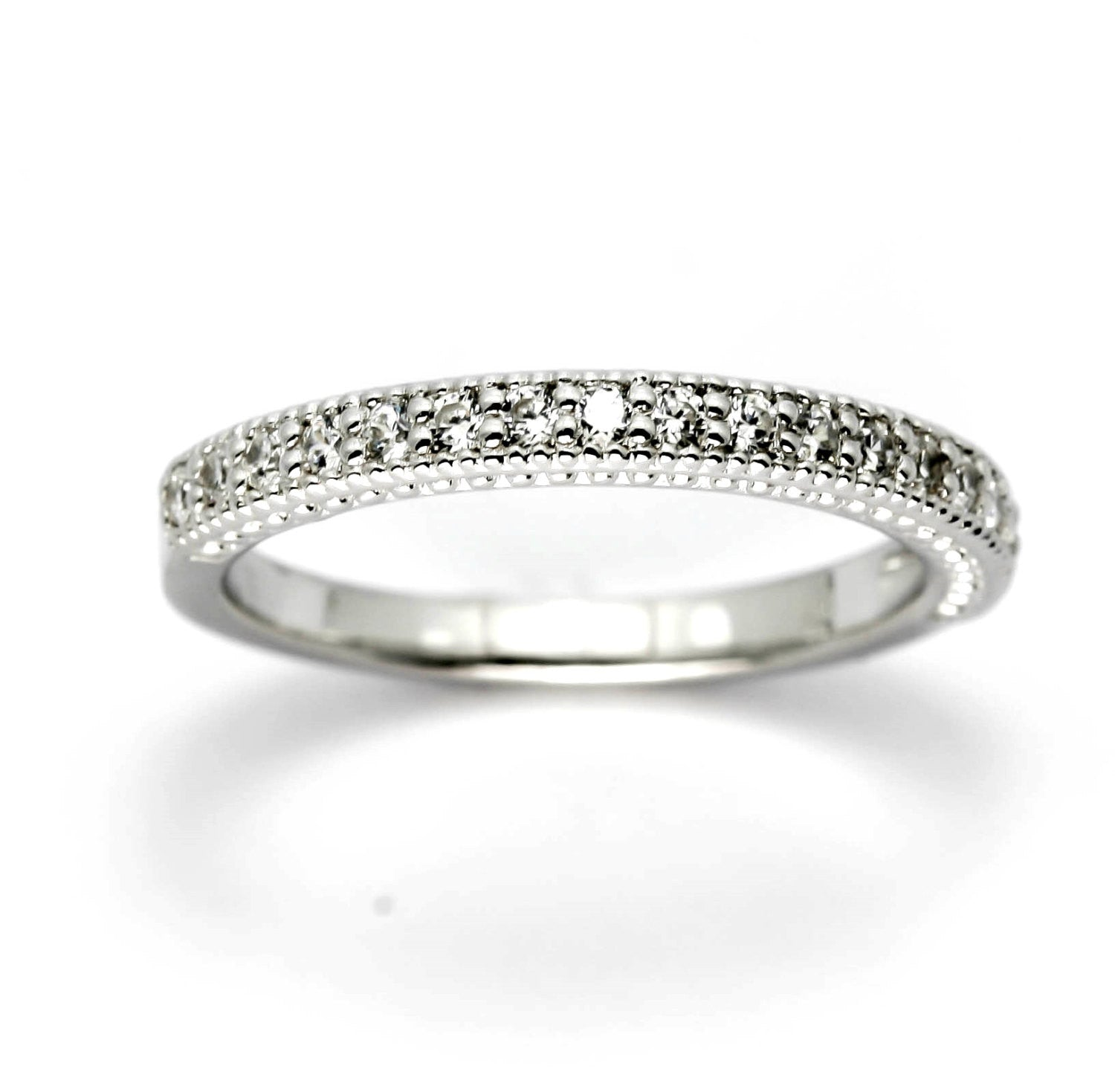 fine jewelry bands shannon diamond product wedding full band