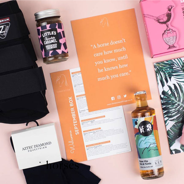 Forelock & Fringe: 5 questions about the must-have equestrian subscription box