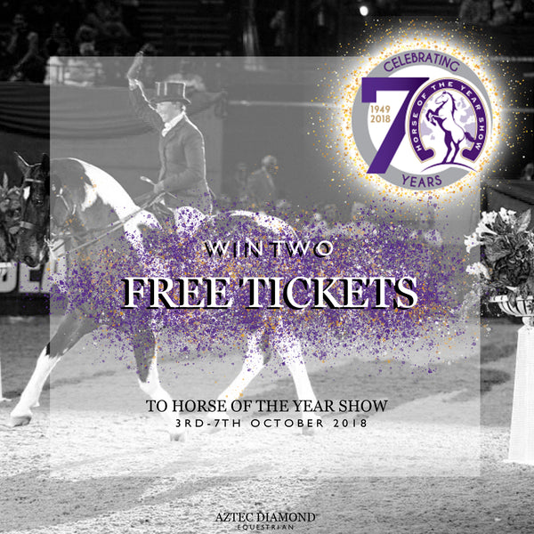 WIN two free tickets to Horse of the Year Show!!..