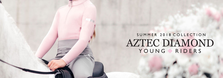 Shop Aztec Diamond Equestrian Young Riders