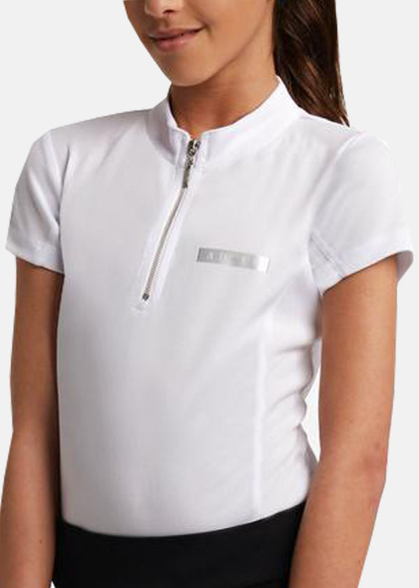Outlet Young Riders White Show Shirt