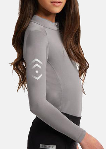 Outlet Young Riders Grey Base Layer