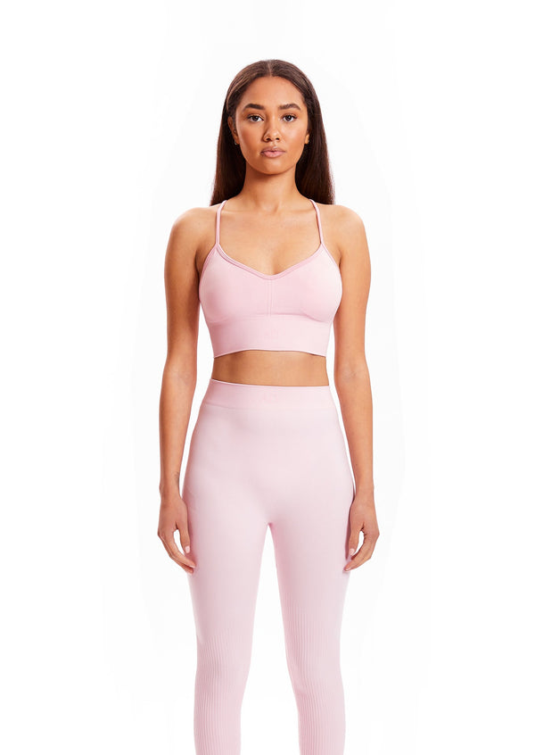 Pink 3D Lounge Leggings