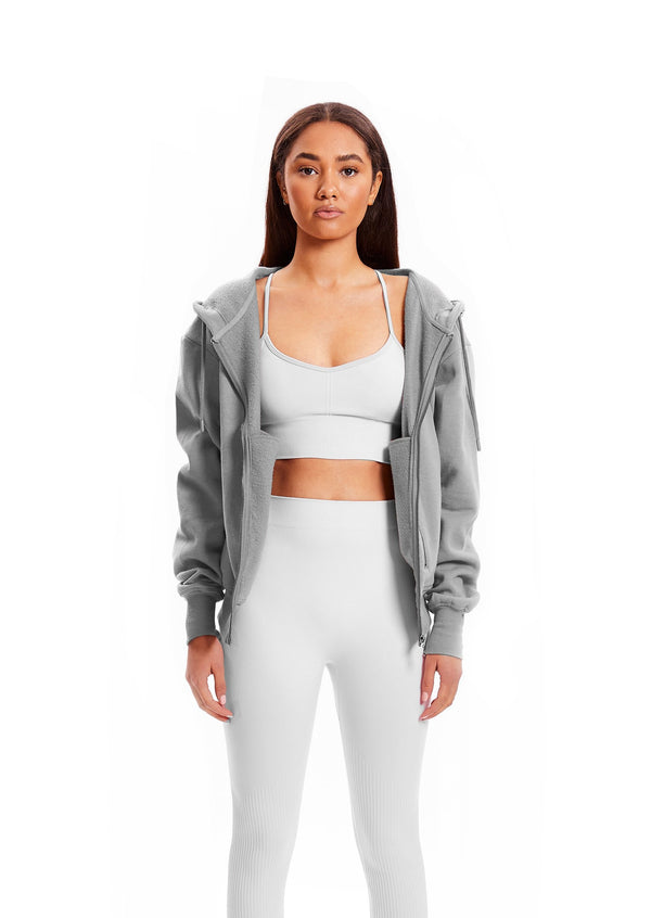 Grey 3D Lounge Leggings