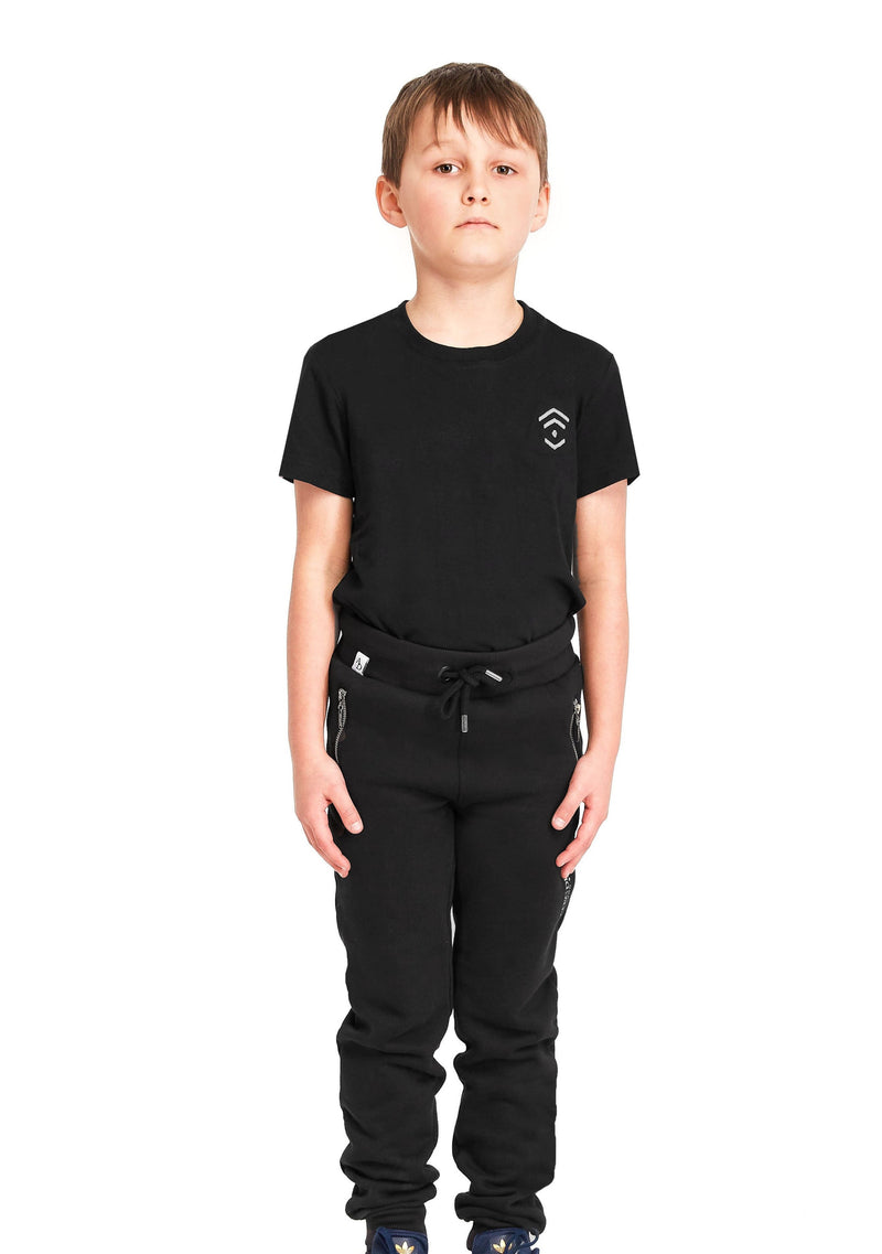 Young Riders Black T-Shirt