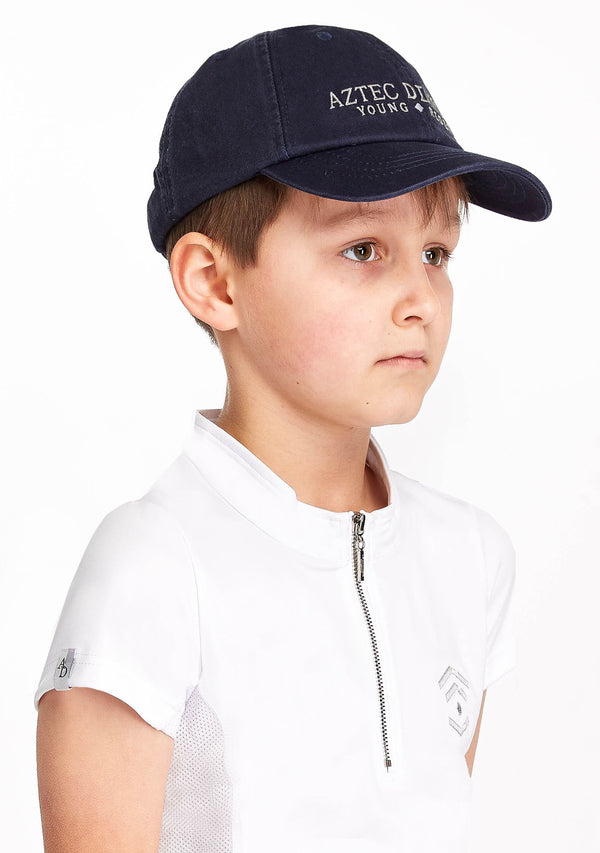 Young Riders Navy Cap