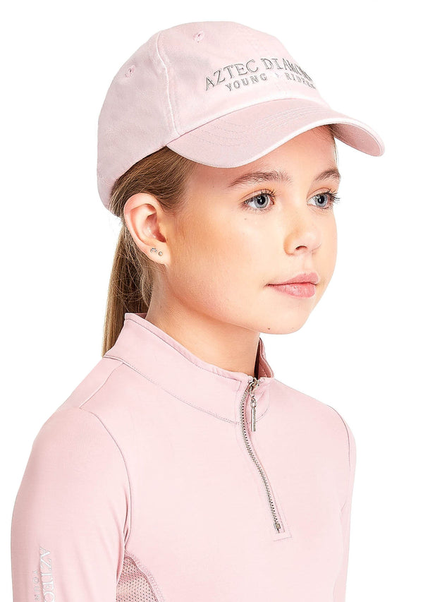 Young Riders Pink Cap