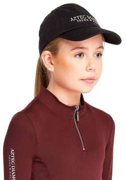 Young Riders Black Cap