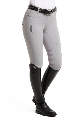 Grey Technical Breeches