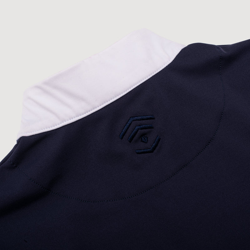 Navy Luxe Shirt