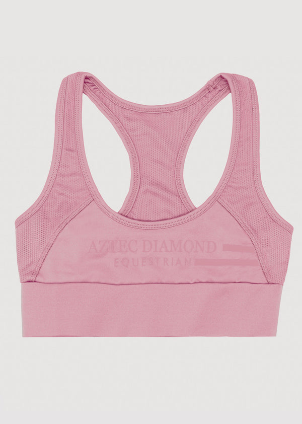 Outlet Pink Sports Bra