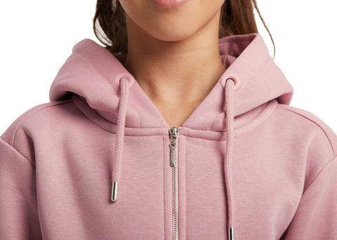 classic style 100% high quality hot product Young Riders 2018 Pink Full Zip Hoodie