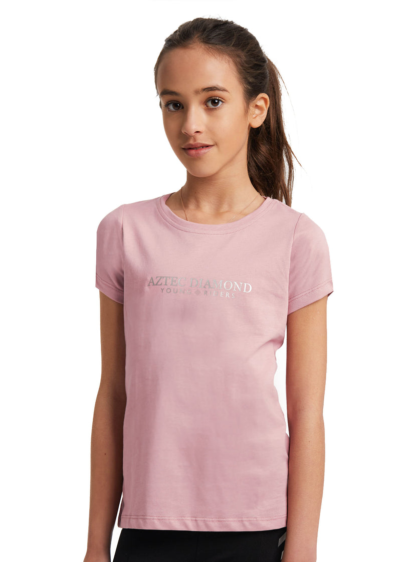 Outlet Young Riders Pink T-Shirt