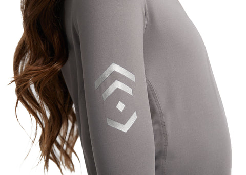 Young Riders 2018 Grey Base Layer