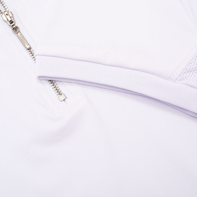 White Luxe Shirt
