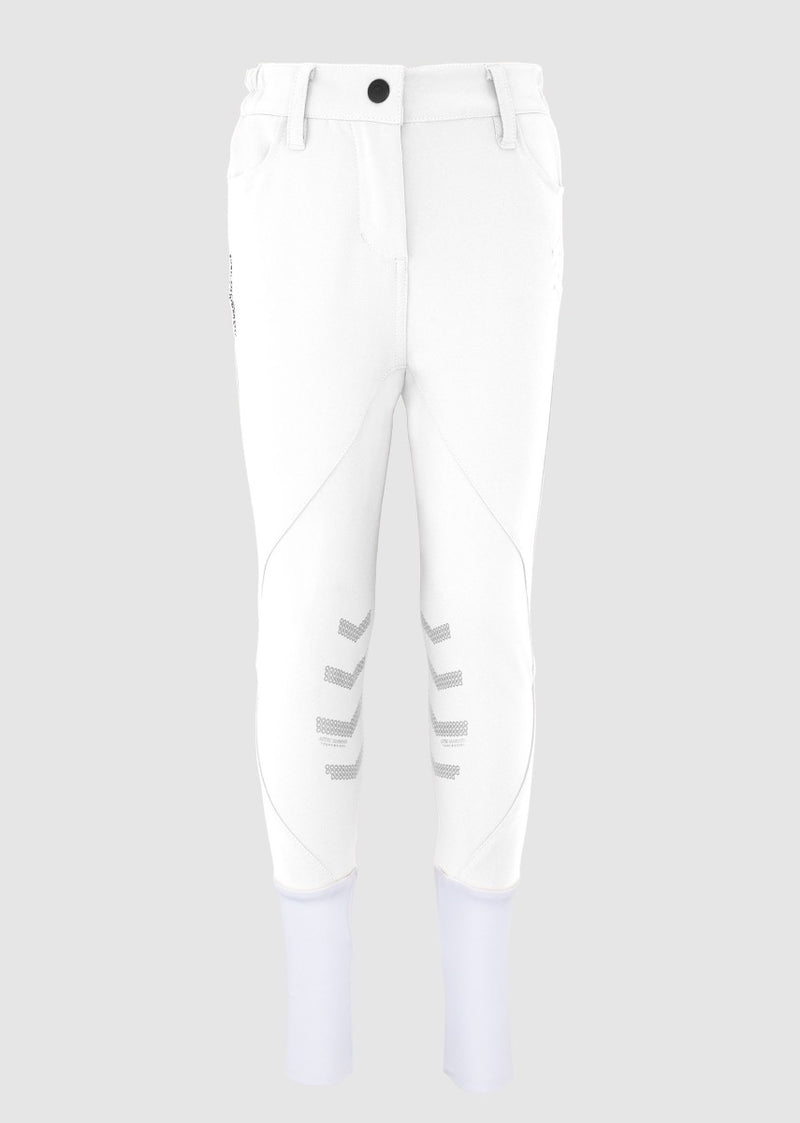 Young Riders White Breeches