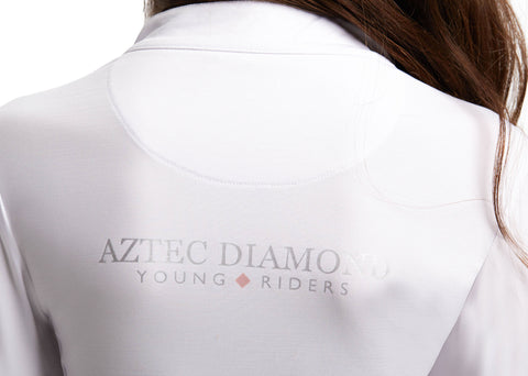 Young Riders 2018 White Base Layer
