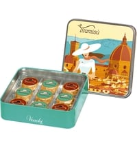 Venchi Assorted Tiramisu Chocolates Gift Tin