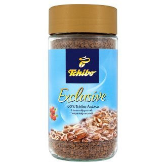 Tchibo Exclusive Instant Coffee 100g (2-pack)