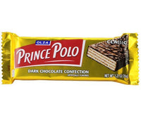 Olza Prince Polo Classic Wafers in Dark Chocolate 35g, Pack of 32