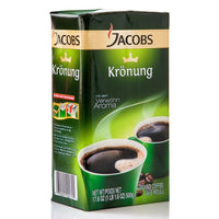 Jacobs Kronung Ground Coffee 500g (2-pack)