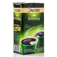Jacobs Kronung Ground Coffee 500g (6-pack)