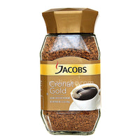 Jacobs Cronat Gold Instant Coffee 100g/3.5oz Glass Jar (6-pack)