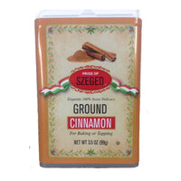 Szeged Ground Cinnamon Seasoning Tin 4oz