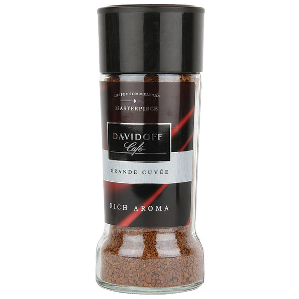 Davidoff Cafe Rich Aroma Instant Coffee Jar 100g (6-pack)