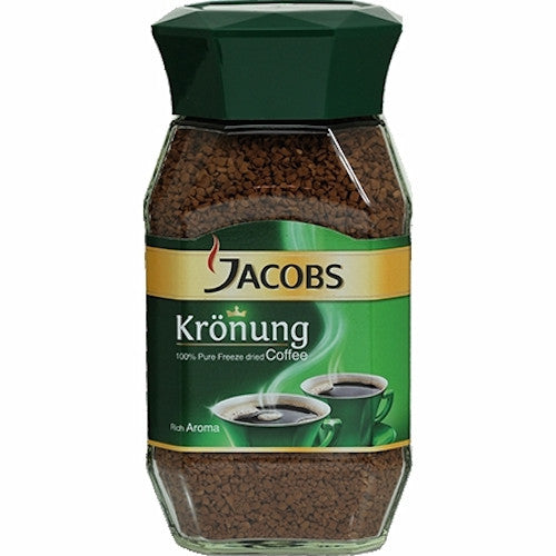 Jacobs Kronung Instant Coffee 200g (2-pack)